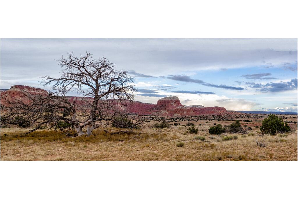 Red Rocks Near Ghost Ranch