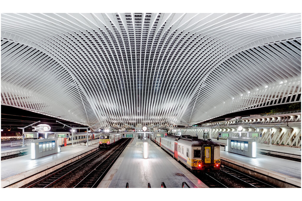 Bahnhof Liège