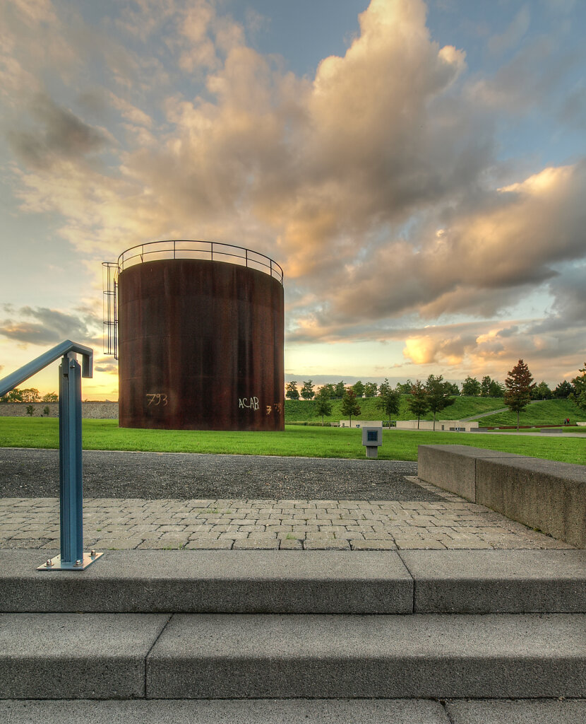 Jahrhunderthalle und Westpark Bochum