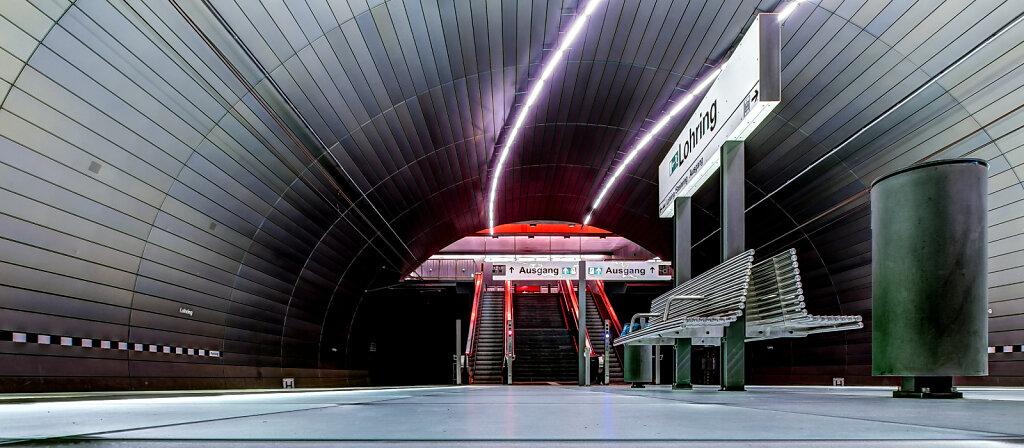 U-Bahnhof Lohring