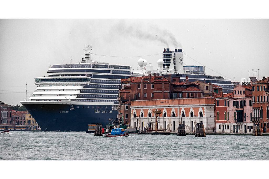 Giudecca Kanal Venedig